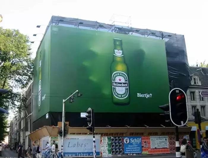 最有创意的户外广告合集